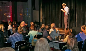 Laugh Boston: Standup Show for Two at Laugh Boston Through September 17 (Up to 58% Off)