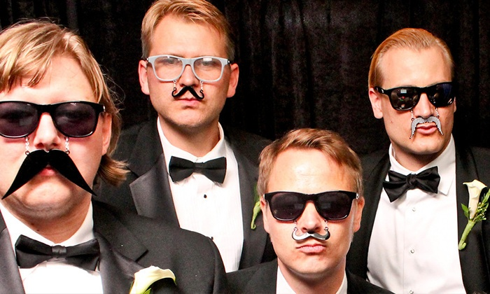 Facebooth - Lyndhurst: $599 for a Three-Hour Photo-Booth Rental from Facebooth ($1,200 Value)