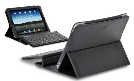 iHome Bluetooth Keyboard Folio Case for iPad 2/3/4 and Air (IH-IP2100B). Free Returns.