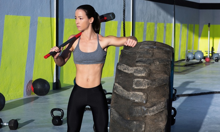 Temple Qinesis - CrossFit TQ: 11, 22, or 33 CrossFit Classes, or 1 Month of Unlimited CrossFit or Fitness Classes at Temple Qinesis (Up to 58% Off)