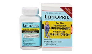 Leptopril Weight Loss Supplement (95-Ct.) at Leptopril Weight Loss Supplement (95-Ct.), plus 9.0% Cash Back from Ebates.