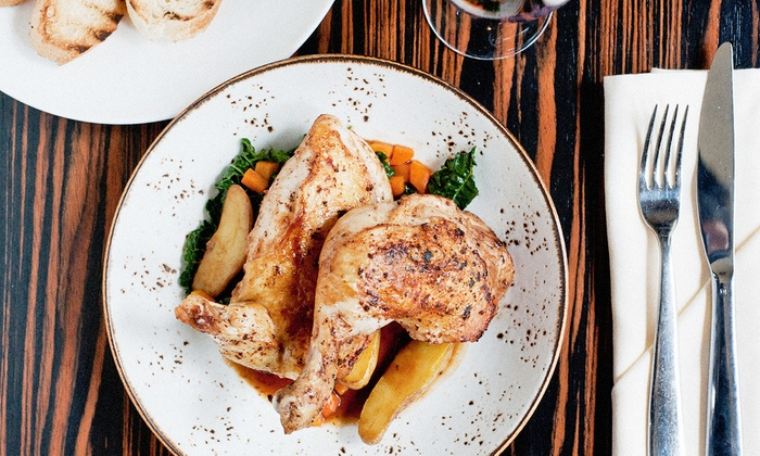 Bellwether Meeting House & Eatery - Near North Side: American Dinner for Two or Four or $16 for $30 Worth of Lunch at Bellwether Meeting House & Eatery