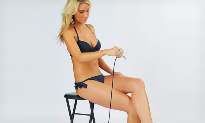 Airbrush-Tanning Machine: $59.99 for a Belloccio Airbrush-Tanning Kit ($99 List Price). Free Shipping and Returns.