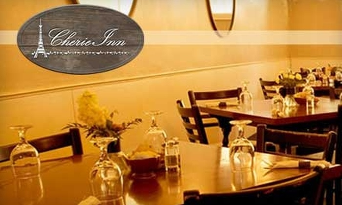 Cherie Inn - East Hills: $6 for $12 Worth of European-Style Fare at Cherie Inn