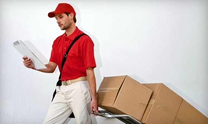Pak Mail - Multiple Locations: $15 for $30 of Shipping, Packaging, and Office Services at Pak Mail