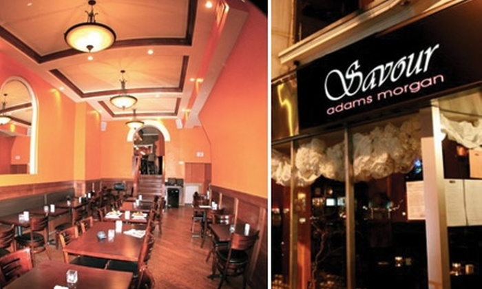 Savour - Adams Morgan: $15 for $35 Worth of Contemporary Fare at Savour