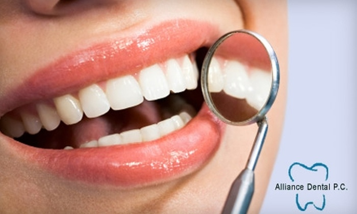 Alliance Dental P.C. - Jackson Heights: $179 for a Zoom! Whitening Treatment at Alliance Dental P.C. in Jackson Heights ($500 Value)