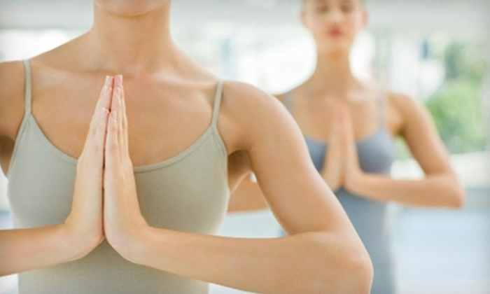 Mountain Yoga - Johnson City: $30 for an Eight-Class Card at Mountain Yoga in Johnson City ($70 Value)