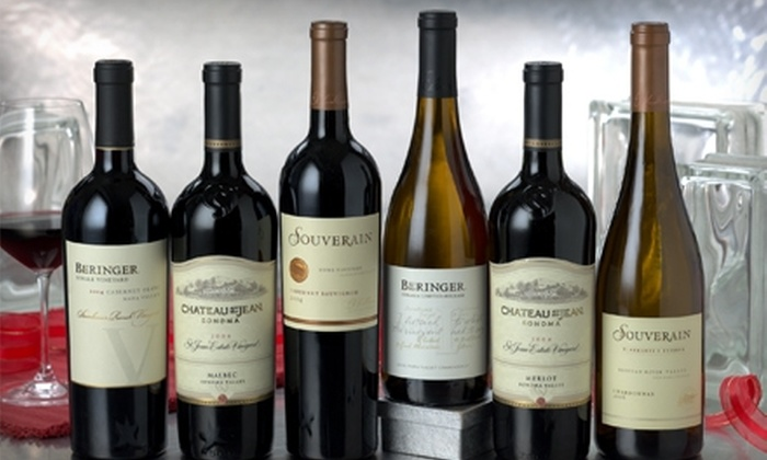 Cellar360.com: $35 for $70 Toward Extended Sale Wine and Glassware from Cellar360.com