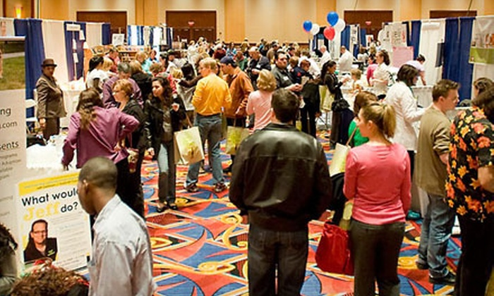 DiscoverYou: Holistic & Wellness Expo - Lincoln: Two-Day Visit for Two or Four to DiscoverYou: Holistic & Wellness Expo at Twin River Event Center in Lincoln (Up to 60% Off)