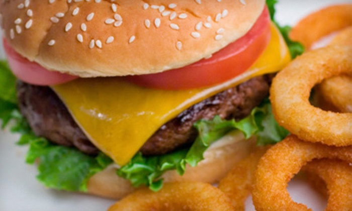 Magoo's - Fontana: American Food for Lunch or Dinner for Two or Four with Billiards Credit at Magoo's (Up to 55% Off)
