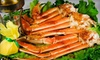 Jimmy's Famous Seafood - Medford - Broening: $17 for $35 Worth of Fresh Seafood and Drinks at Jimmy's Famous Seafood