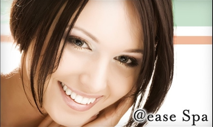 @Ease Spa - Hillsdale: $49 for the Spa Facial with Hand and Feet Paraffin Wax at @Ease Spa ($125 Value)