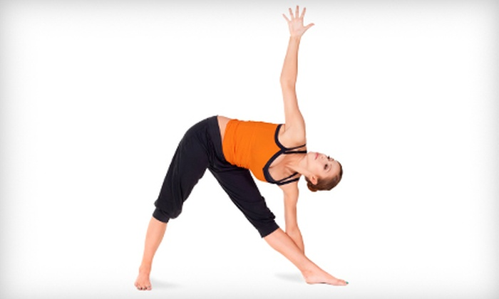 Evolutions Body Clinic - Annapolis: $29 for 10 Yoga Classes at Evolutions Body Clinic in Annapolis ($150 Value)
