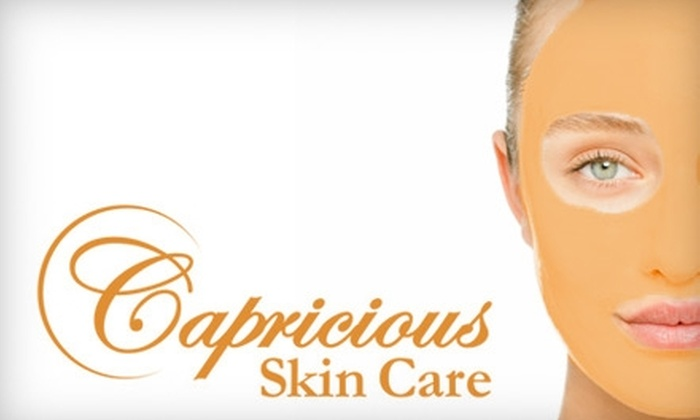 Capricious Skin Care - Los Gatos: $49 for a 50-Minute Glycolic Pumpkin Peel Facial at Capricious Skin Care