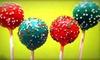 Two Dozen Holiday Cake Pops