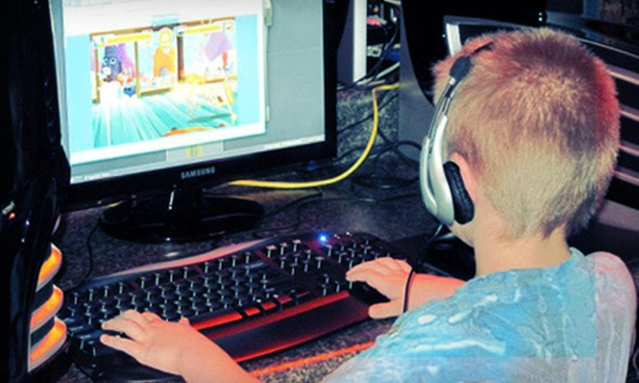 Play It! Game Center - Harrisburg Town Center: 10 or 15 Hour HD Video-Gaming Experience at Play It! Game Center in Harrisburg (Up to 53% Off)
