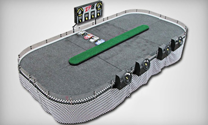 3 Wide Racing Entertainment - Willow Creek, Section One: $199 for a Two-Hour Remote-Control Stock-Car-Racing Party from 3 Wide Racing Entertainment ($400 Value)