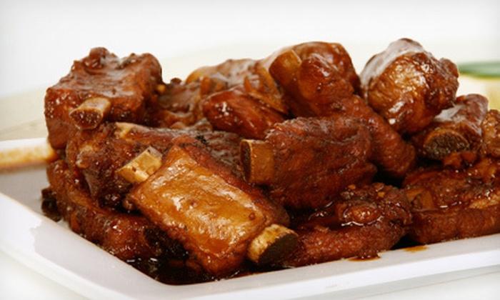 Solga Restaurant - North Side: $15 for $30 Worth of Korean Fare at Solga Restaurant