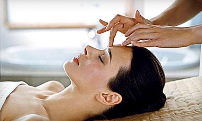 Balance Health Center - Center City West: $60 for a Meditative Earth Massage at Balance Health Center ($150 Value)