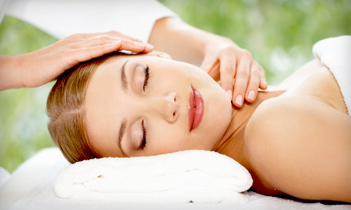 Bambù Organic Massage - Charlotte: $40 for a Swedish, Bamboo, or Hot-Stone Massage at Bambù Organic Massage ($80 Value)