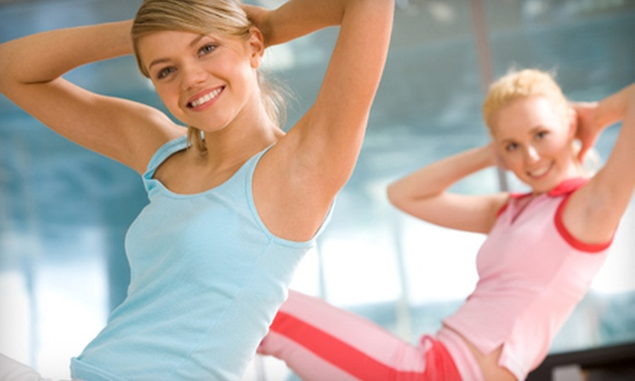 Younger Fit Body - Hot Springs: $45 for Four Weeks of Younger Beach Body Boot Camp at Younger Fit Body in Hot Springs ($160 Value)