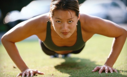 2-Week Boot-Camp Package (a $294 total value) - Lansing Fit Body Boot Camp in Lansing