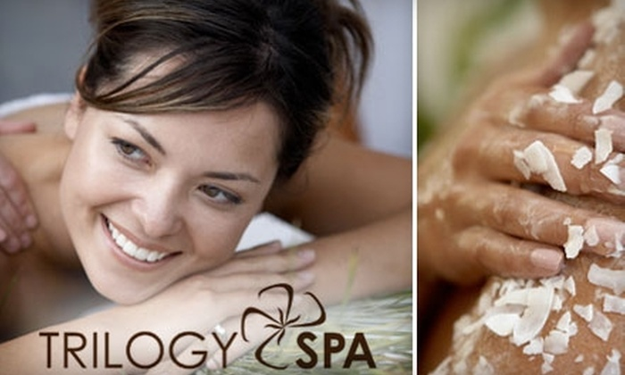 Trilogy Spa - Manhattan Beach: $75 for a Spa Package Including Maile Tub Soak, Weightless Float, and Choice of Massage, Facial, or Body Scrub at Trilogy Spa