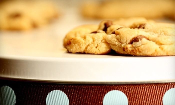 Something Baked: $15 for Two Dozen Cookies at Something Baked in Scottsdale ($30 Value)