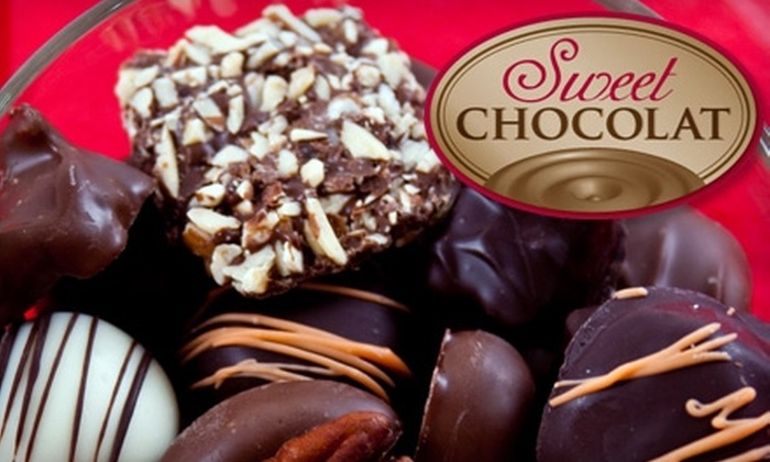 Sweet Chocolat - Roseville: $10 for $20 Worth of Chocolate Treats and Candy Confections from Sweet Chocolat in Roseville