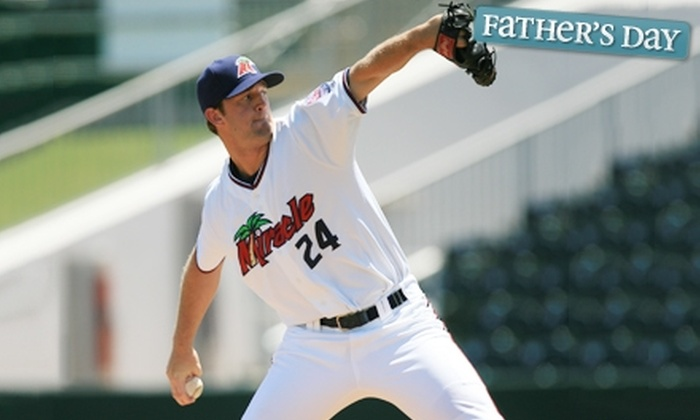 Fort Myers Miracle - Fort Myers: $8 for Two Box-Seat Tickets to a Fort Myers Miracle Baseball Game ($17 Value)