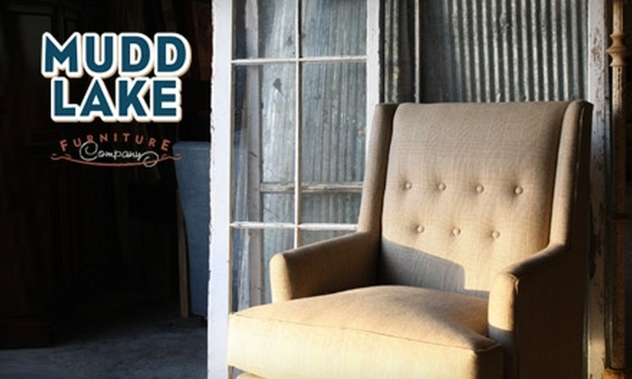 Mudd Lake Furniture - Watertown: $50 for $150 Worth of Eclectic Furniture, Lighting, and Artwork at Mudd Lake Furniture in Watertown