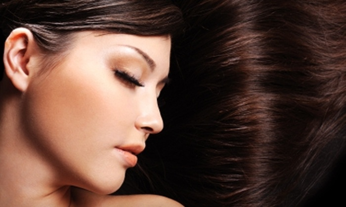 Strands Hair Salon - Weatherford: $25 for $50 Worth of Salon Services at Strands Hair Salon in Weatherford