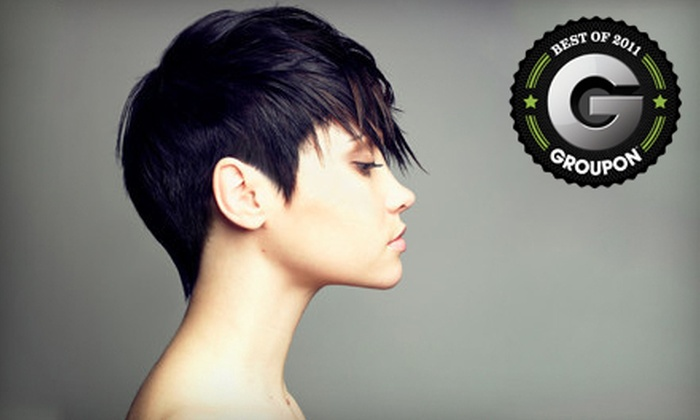 Katsu Hair - Moorpark: $25 for a Salon Package with Deep-Conditioning Treatment, Haircut, and Style at Katsu Hair (Up to $100 Value)