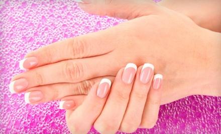 Shellac Manicure (a $33 value) - Salon 8736 in Nottingham