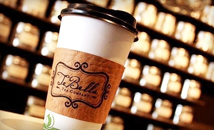 $20 Groupon to TeBella Tea Company - TeBella Tea Company in Tampa