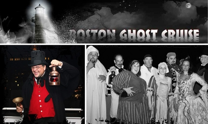 Boston Ghost Cruise - Boston: $14 Boston Harbor Ghost Cruise (normally $28)