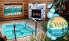 Oasis Hot Tub Gardens - Multiple Locations: $20 for $40 Worth of Hottubbing at Oasis Hot Tub Gardens