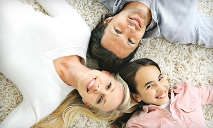 Plush Carpet Care - Multiple Locations: Carpet Cleaning for One, Two, or Three Rooms from Plush Carpet Care (Up to 63% Off)