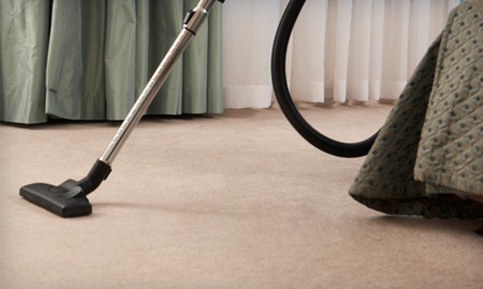SteamPro Carpet Care - University of Nevada: $45 for Carpet Cleaning and Teflon Protection from SteamPro Carpet Care ($90 Value)