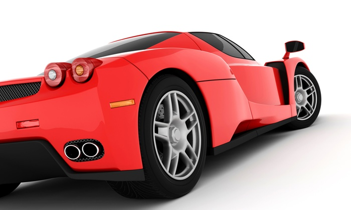 Cloud 9 Exotics - MetLife Stadium: Four-Lap Sports Car Ridealong or Driving Experience from Cloud 9 Exotics (Up to 60% Off)