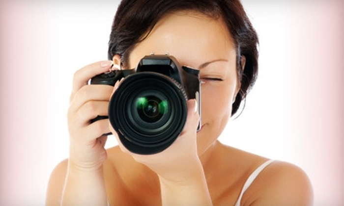 Jim Earls Fine Portraiture - Santa Catalina Estates: Three-Hour Beginners' Photography Class for One or Two at Jim Earls Fine Portraiture (Up to 80% Off)