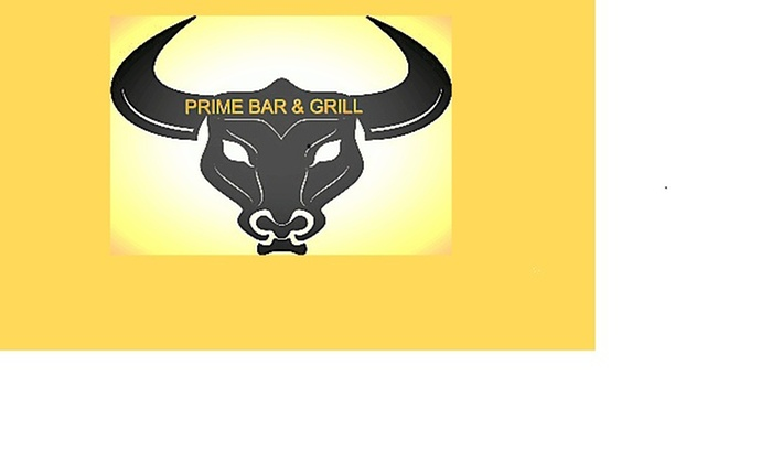 Prime Bar and Grill - Middlesex: Up to 50% Off Lunch or Dinner at Prime bar and Grill (Hotel Carlisle & convention Center)