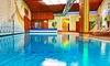 STE - Hotel Senator - Starachowice: Góry Świętokrzyskie: 1-7 nocy dla 2 osób ze śniadaniami lub wyżywieniem, wejściem do term i więcej w Hotelu Senator