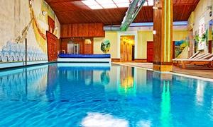 Góry Świętokrzyskie: pokój classic lub comfort z basenem