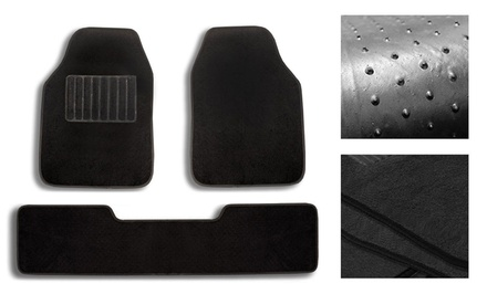 Premium Carpet Floor Mats for Cars and Trucks
