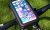 "Gear Beast Mobile Device Waterproof Bike Mount: Gear Beast Waterproof Bike Mount for Apple iPhone 6/6S, 6 Plus/6S Plus and Smartphones with Up to 5.5"" Displays"