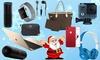Groupon Goods Global GmbH: Mystery Deal: Weihnachtsgeschenk + Gewinnchance auf ein iPhone 7, Macbook Gold, eine Apple Watch oder Designertasche