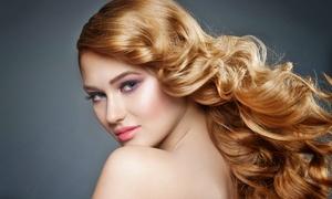STUDIO DONNA: Seduta di bellezza per capelli con taglio e trattamenti a scelta (sconto fino a 75%)