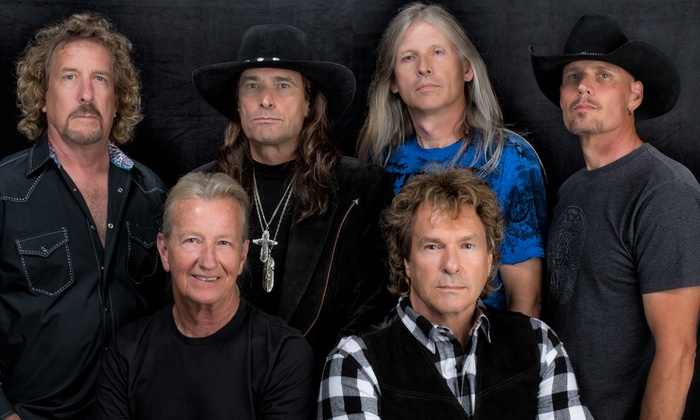 The Outlaws - Bergen Performing Arts Center: The Outlaws on November 12 at 8 p.m.